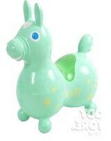 義大利【RODY】跳跳馬騎乘玩具-繽紛系列(粉綠) - 限時優惠好康折扣