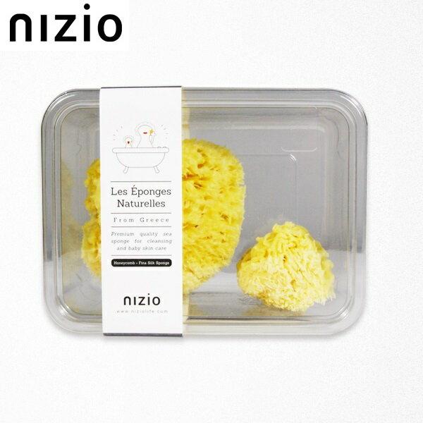nizio希臘寶貝天然海棉(中+小) 0