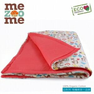 以色列【Mezoome】有機棉被毯(四季被-蜜桃紅)