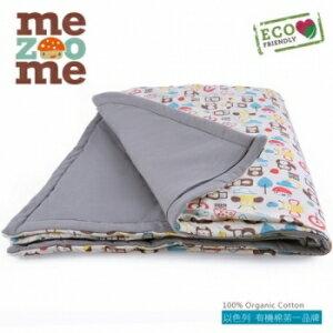 以色列【Mezoome】有機棉被毯(四季被-大象灰)