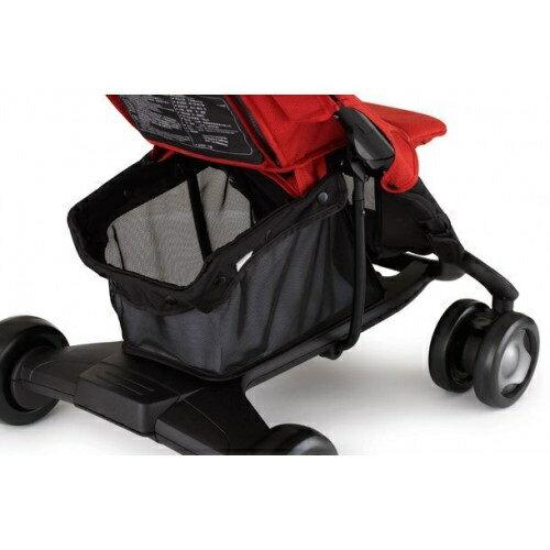 【贈送收納袋+玩具(隨機)】荷蘭【Nuna】Pepp Luxx 二代時尚手推車(紫色) 2