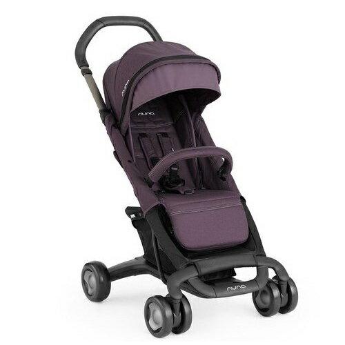 【贈送收納袋+玩具(隨機)】荷蘭【Nuna】Pepp Luxx 二代時尚手推車(紫色) 1