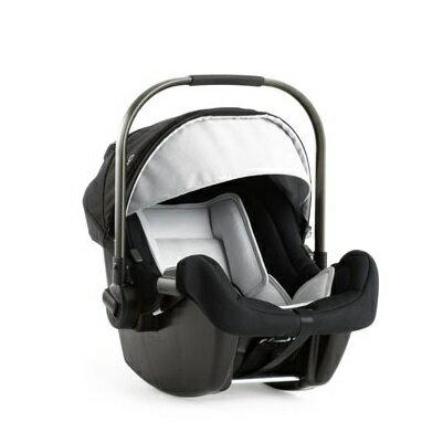 荷蘭【Nuna】Pipa 提籃式汽車安全座椅(黑色) 1