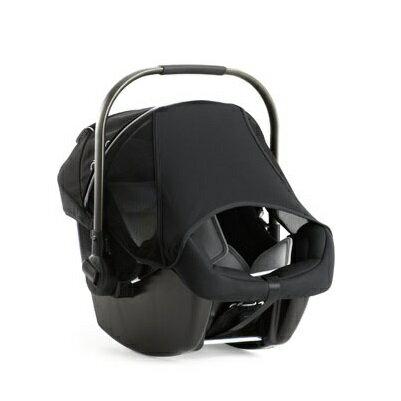荷蘭【Nuna】Pipa提籃式汽車安全座椅(黑色)