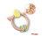 日本【People】彩色米的米製品玩具系列 -彩色米的喇叭咬舔玩具(KM011) - 限時優惠好康折扣