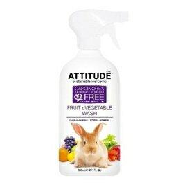 加拿大【ATTITUDE 艾特優】蔬果洗淨液FRUIT & VEGETABLE WASH