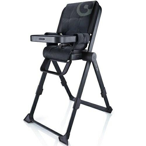 CONCORD SPIN 兒童高腳餐椅【黑】 - 限時優惠好康折扣