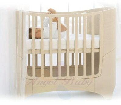【即日起~5/3贈韓國borny安撫毯$2500】丹麥【Leander】現代經典成長型嬰兒床(3色) 0