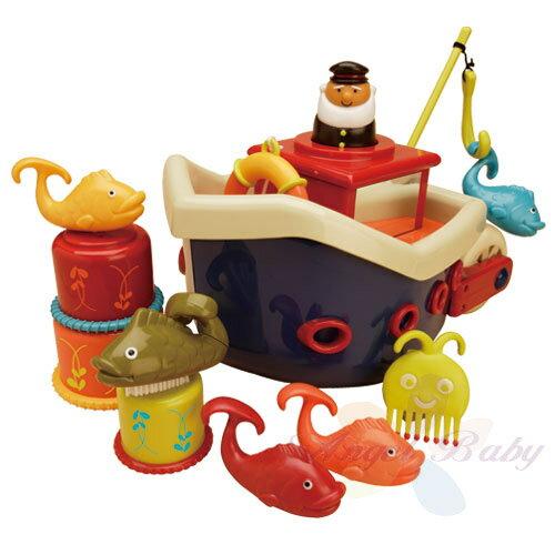 美國【B.Toys】乘風破浪捕漁船 BX1012Z - 限時優惠好康折扣