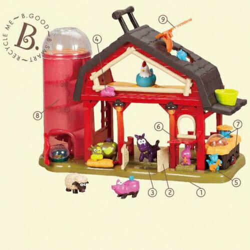 美國【B.Toys】農村曲- 搖滾動物農莊 - 限時優惠好康折扣