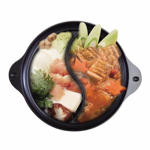 日本Pearl Metal Multi Taste / IH對應 / 鴛鴦鍋  26cm  /  粉色HB-2549  /  紅玉色HB-4013。共2色-日本必買 日本樂天代購(4591*2.4) 3
