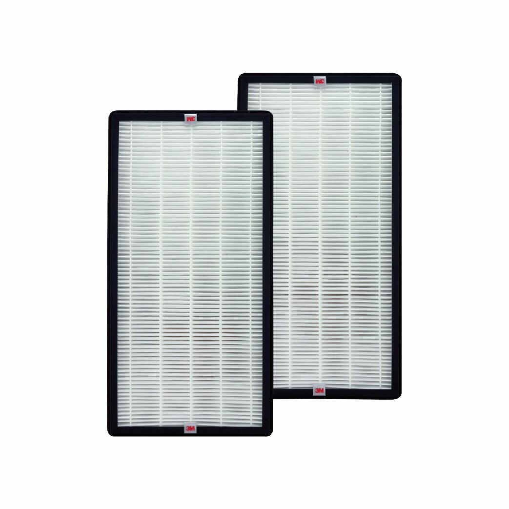【哇哇蛙】3M S500-PF 全效型空氣清淨機靜電濾網2入(FA-S500用) 清淨機 除濕機 防螨 PM2.5