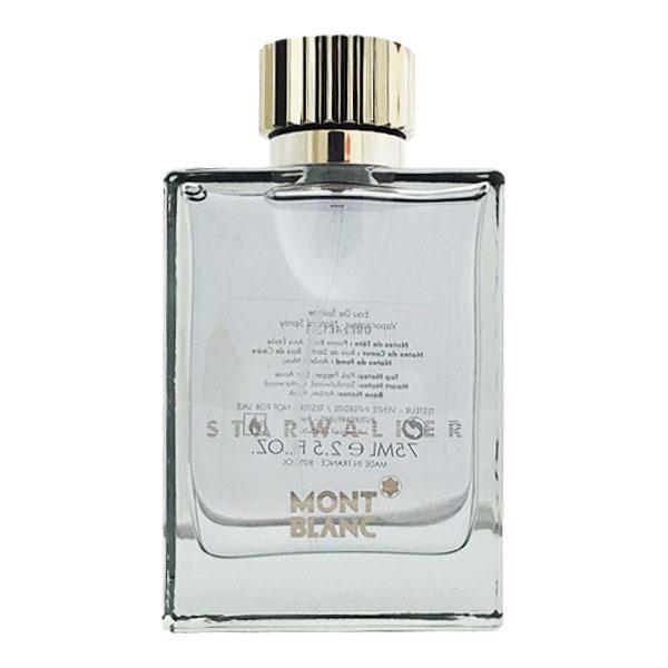 Montblanc 萬寶龍 星際旅者男性淡香水 75ml Tester環保包裝【A002040】 Starwalker《Belle倍莉小舖》