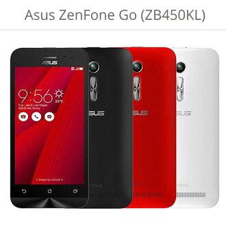 華碩ASUS ZenFone GO(ZB450KL) 中階入門雙卡機(LTE+2G)