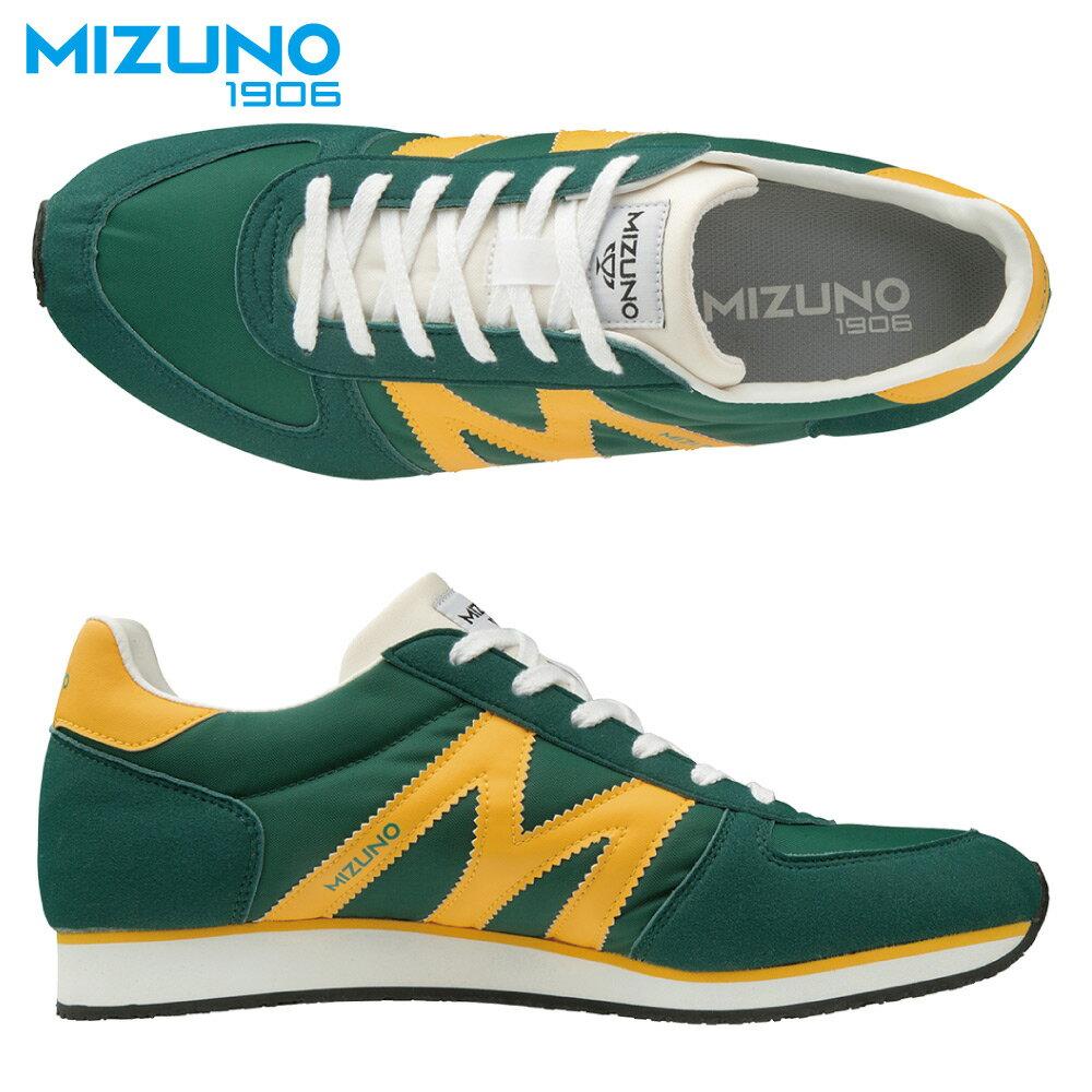 MIZUNO SPORTS STYLE MR 1 日本製運動休閒鞋 D1GA196038【美津濃MIZUNO】 1