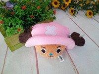 兒童節禮物Children's Day到~*My 71*~ 絨毛娃娃 4吋 喬巴頭型零錢包 高 9cm 零錢包 航海王 海賊王 喬巴 玩偶 吊飾 兒童 玩具 情人 禮物