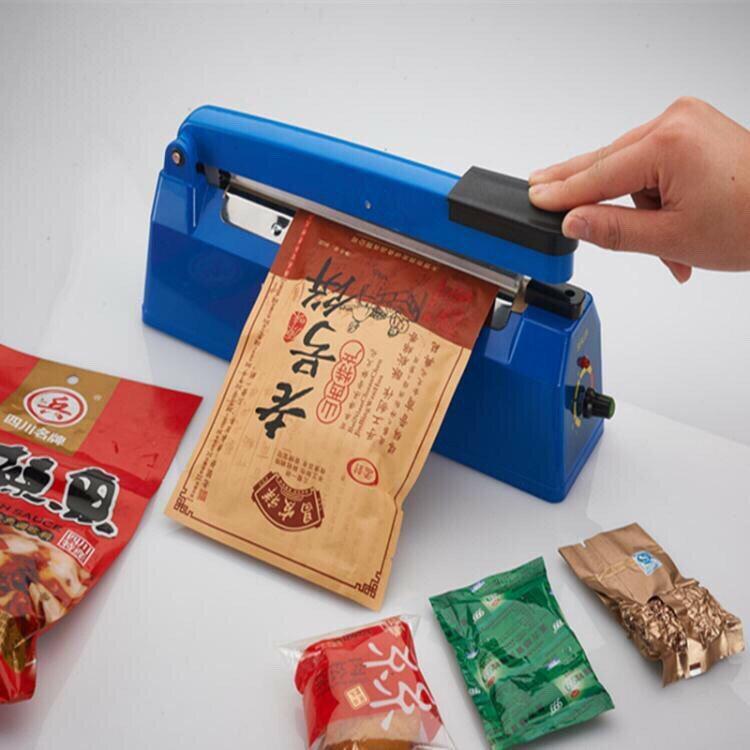 """""""烘焙具匠"""" SF-200 20cm 塑鋼手壓封口機 可封塑料袋 餅乾袋、糖果袋"""