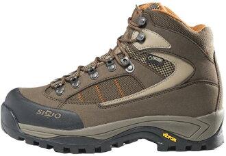 [ SIRIO ] PF302 日本 Gore-Tex中筒登山健行鞋/登山鞋 舒適寬楦特價款
