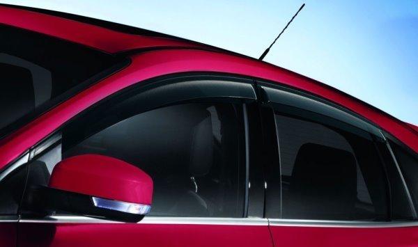 FP001 莫名其妙倉庫【嵌入式晴雨窗】原廠精品 2013 Ford 福特New Focus MK3 ST RS
