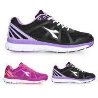 女性慢跑鞋到DIADORA 女慢跑鞋 (路跑【02016555】≡排汗專家≡就在排汗專家推薦女性慢跑鞋