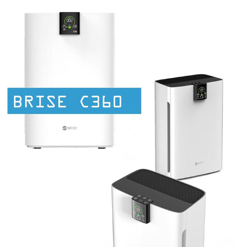 《BRISE》嬰幼兒專用空氣清淨機 C360