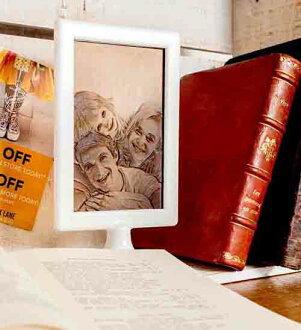 幸福森林. 客製化禮品 照片雕刻相框 - 站立式 塑膠