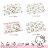 Sanrio三麗鷗  Hello Kitty滿版粉色吸水珪藻土地墊 24款凱蒂貓 8