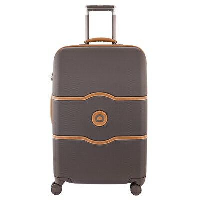 【加賀皮件】DELSEY 法國大使 CHATELET HARD系列 拉鍊 多色 24吋 行李箱 旅行箱 001670810