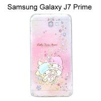 小熊維尼周邊商品推薦雙子星空壓氣墊軟殼 [鑽瀑] Samsung Galaxy J7 Prime (5.5吋)【三麗鷗正版授權】