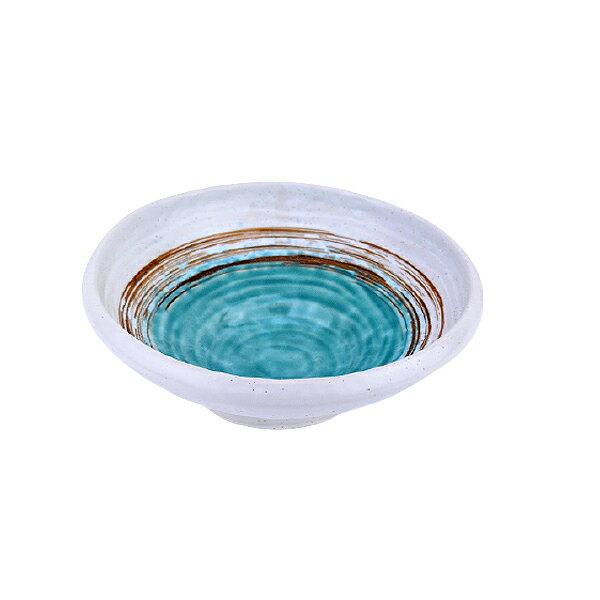 [堯峰陶瓷 ] 日式餐具 綠如意系列  8吋圓缽 |沙拉碗|水果碗|冰品碗|套組餐具系列