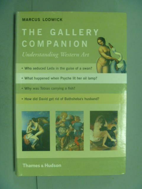 ~書寶 書T1/藝術_NGV~The Gallery Companion: Underst