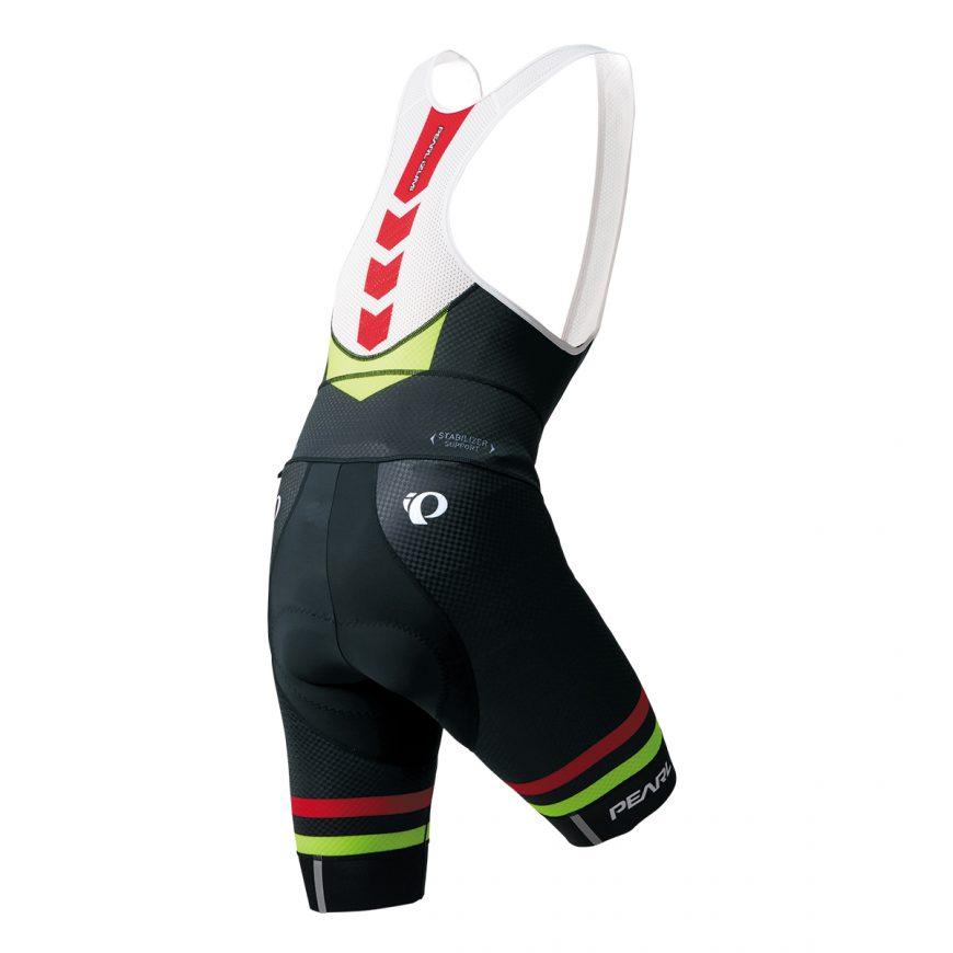 【7號公園自行車】PEARL IZUMI T250-3DNP-9 頂級男性吊帶短車褲(黑/紅/螢光黃)