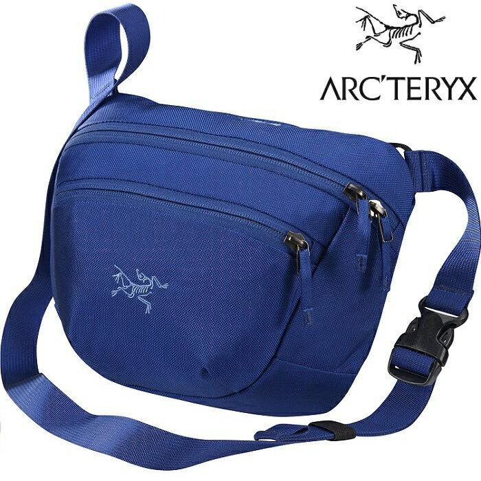 Arcteryx 始祖鳥 Maka 2 側背包 肩包 腰包 17172 Olympus Blue 奧林匹克藍 Arc\