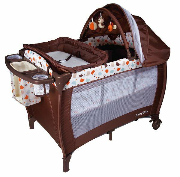 Baby City 全配式雙層遊戲床