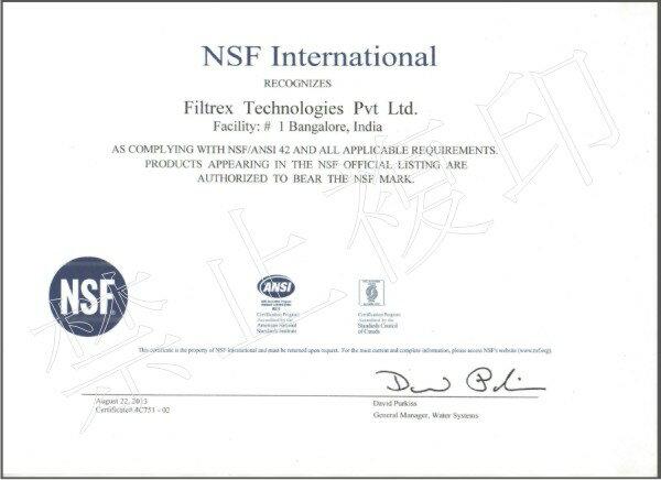 【龍門淨水】美國Filtrex品牌 Fx 20吋大胖 NSF-CTO活性炭濾心 超值價 淨水器 2支組(MT143)