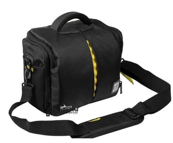 攝彩@Nikon 尼康 高質感防水相機包-1機2鏡 一機二鏡攝影包-含防雨罩-加厚加大,全幅機可用。20302