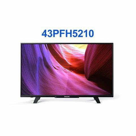 *╯新風尚潮流╭* PHILIPS飛利浦 43吋 5210系列 LED電視 護眼 降低藍光 43PFH5210