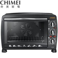 CHIMEI奇美到CHIMEI 奇美 EV-26A0BK 26L 機械式電烤箱