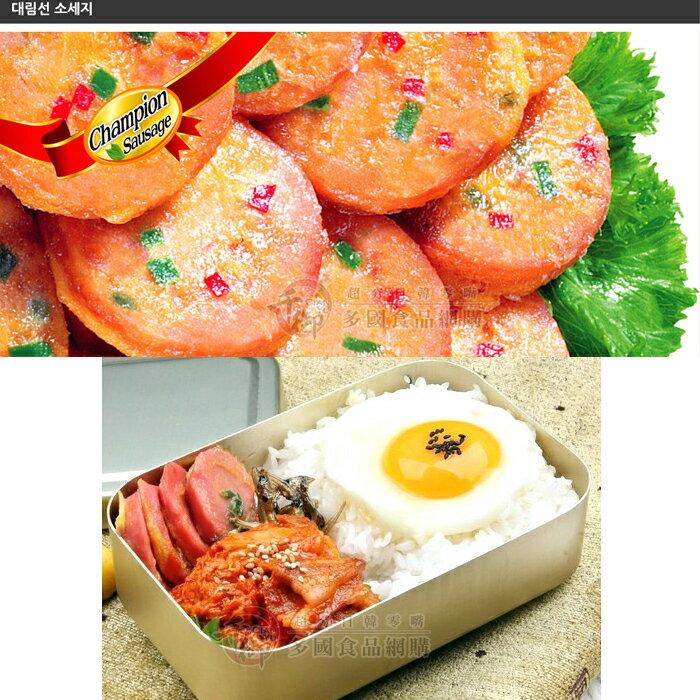 韓國大林鮮長魚腸500g 香腸[KR021525]千御國際╭宅配499免運╮ 2