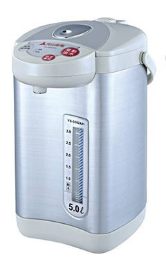 【威利家電】 【分期0利率+免運】元山5公升電動給水電熱水瓶 YS-5502API