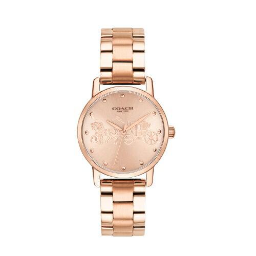COACH經典馬車系統手腕錶14502977