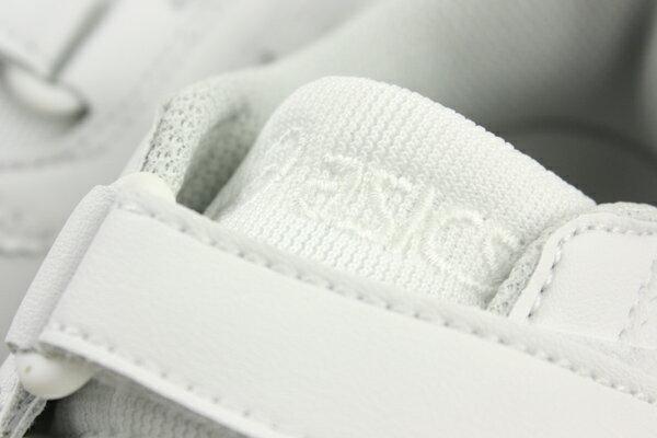 亞瑟士 ASICS  IDAHO MINI SL JP 運動鞋 魔鬼氈 好穿 舒適 白色 童鞋 TUM189-0101 no277 3