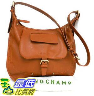 [COSCO代購如果沒搶到鄭重道歉] Longchamp 皮革斜肩包 _W923776