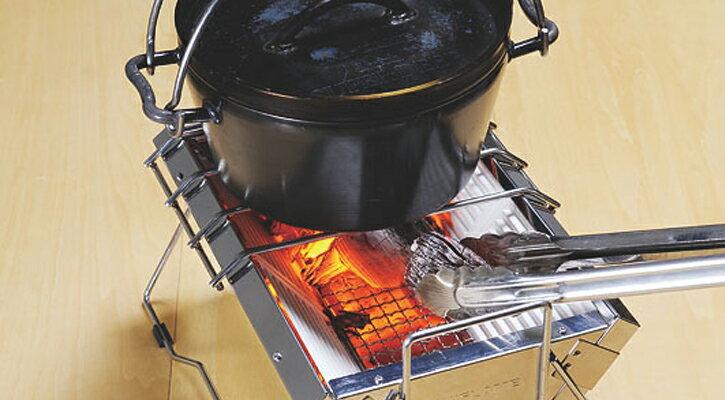 ├登山樂┤日本 桌上烤肉爐 TG-III 用-鐵鍋架 # U615140