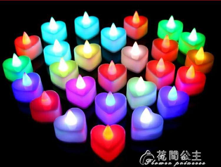 LED蠟燭燈-電子蠟燭浪漫LED燈生日求愛表白裝飾求婚道具場景布置創意用品
