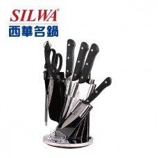 西華 七件式刀具組(壓克力旋轉刀架) 原價$3980 特價$2980