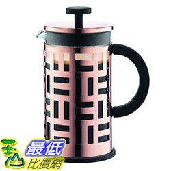 [107美國直購] 咖啡機 Bodum 8 Cup 杯 Eileen Coffee Maker, 34 oz, Copper