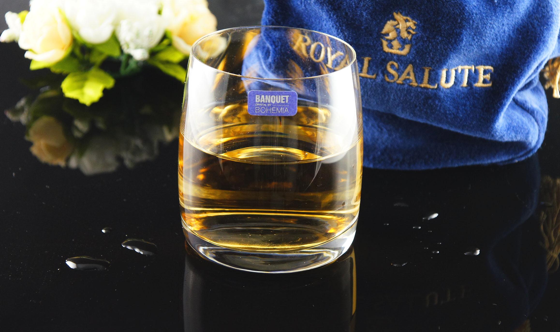 Banquet Crysta 威士忌酒杯6入裝*《歐洲水晶威士忌杯 水晶酒杯 280ml 》【曉風】 1