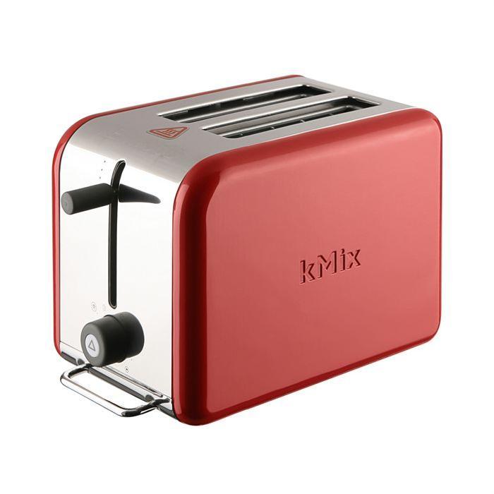 英國 KENWOOD KMIX 系列烤麵包機 (紅色) TTM021A