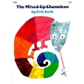 維京 i Book 【MacKids】MIXED -UP CHAMELEON